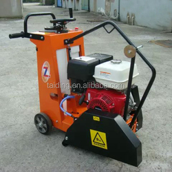 Portable Concrete Cutter for Road Maintenance with Petrol Engine