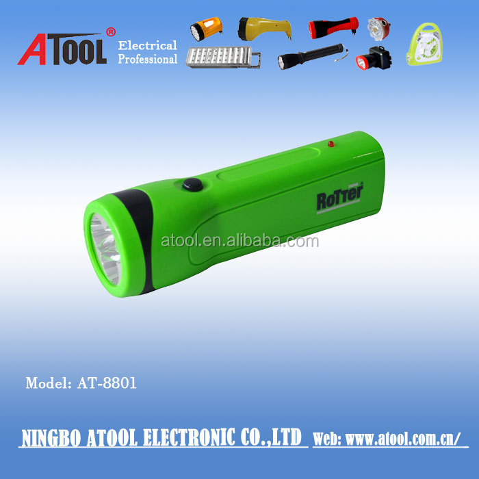 floating waterproof led flashlight in china factory
