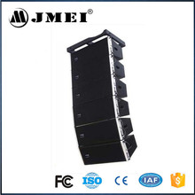 Outdoor technical line array, professional loudspeaker, loud speaker double 10inch, electrical audio
