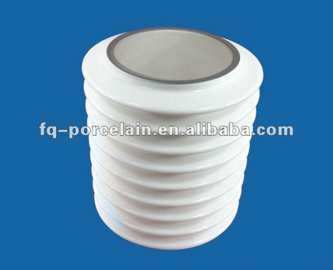 (Attractive Price, 10 Years Professional!!!) Good Performace Of Metallized Ceramic Tubes With Glazed