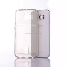 Super Thin Transparent Clear Crystal TPU Case For iPhone 4 4S