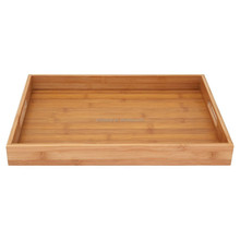 Cheap Pine Wood Unfinished Serving Tray
