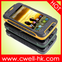 100% Original Jeep Z5 Dual Core 4GB ROM Rugged Mobile Phone