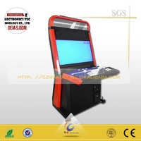 high quality video games arcade,new products video fighting machine for sale