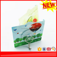 New design waterproof waterproof plastic hook holder