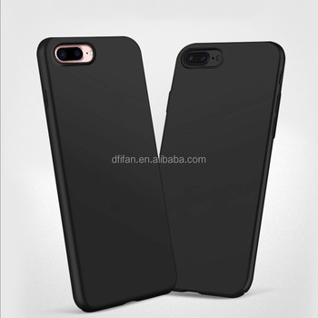 DFIFAN Rubber oil painted phone case for iphone 8 8 plus , hard PC mobile back cover for iphone 8 case