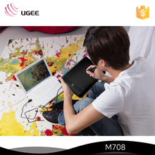Ugee M708 Graphic Drawing Tablet With 8 Expresskeys