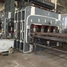 Melamine board hot press machine for MFC/MDF/PB/HPL production