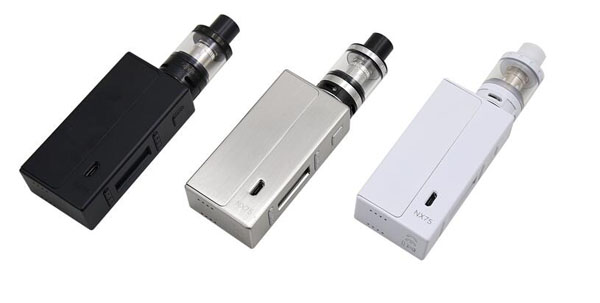 Wholesale Aspire EVO75 Sub Ohm KitWith NX75 MOD And EVO Tank 2ml TPD Compliant