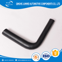 auto parts 4mm black epdm oil / water hose