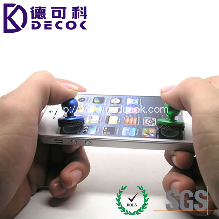 Phone accessories stick game joystick joypad for touch screen