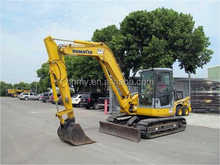China's largest second-hand excavator trading center used pc78 excavator