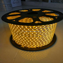 PVC lamp body material Flexible led strip lights 100m/roll with CE ROHS