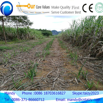 Best price lower price best capacity sugar cane combine harvester machine for sale