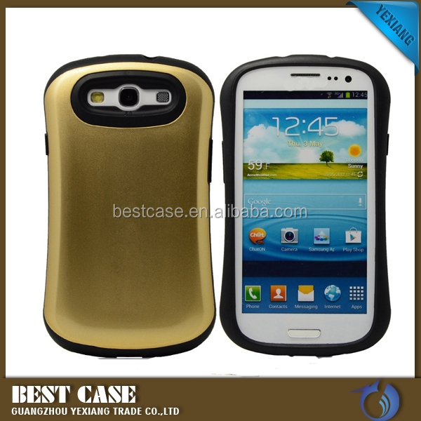 Phone accessories Cell phone rubber case for samsung galaxy s3 i9300 cover
