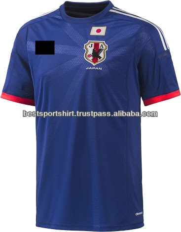 JAPAN world cup 2014 soccer jersey