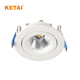 New gimbal trim down light led recessed downlight