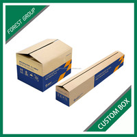 PACKAGING MANUFACTURER SUPPLY CORRUGATED BROWN CUSTOM LED LIGHT PACKAGING CARTON BOX WITH OEM PRINTING