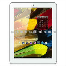 Allwinner A31 Quad Core tablet 9.7 inch easy touch tablet pc
