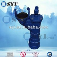 pressure reducing valve fire hydrant valve - SYI GROUP