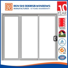 New zealand waterproof sliding hinged mirror doors