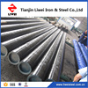 pre galvanized BS a53 seamless steel pipe