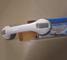 Plastic safety grab bar/Bath room safety grip handle/Bathroom Safety suction cup handle