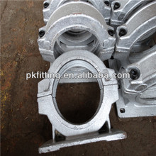 Putzmeister Clamp Coupling Galvanized forging products