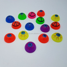 Factory Wholesale TPR Material Jump Popper Ball