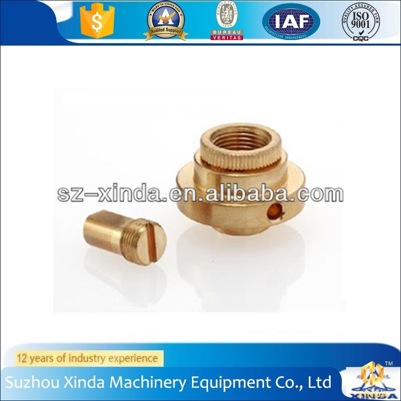customized cnc turning parts brass cnc machining parts cnc metal part