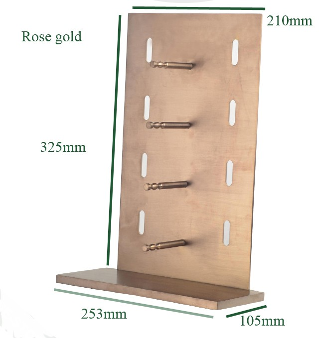 factory direct sale sunglass display stand for clothes shop