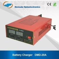 12V 24V Automatic Recognition 12V Battery Charger 20A 24 Volt Battery Charger