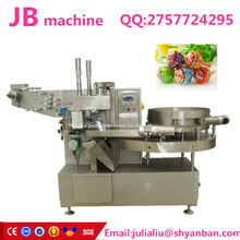 JB-120 shanghai cheapest high speed automatic ball lollipop wrapping machine