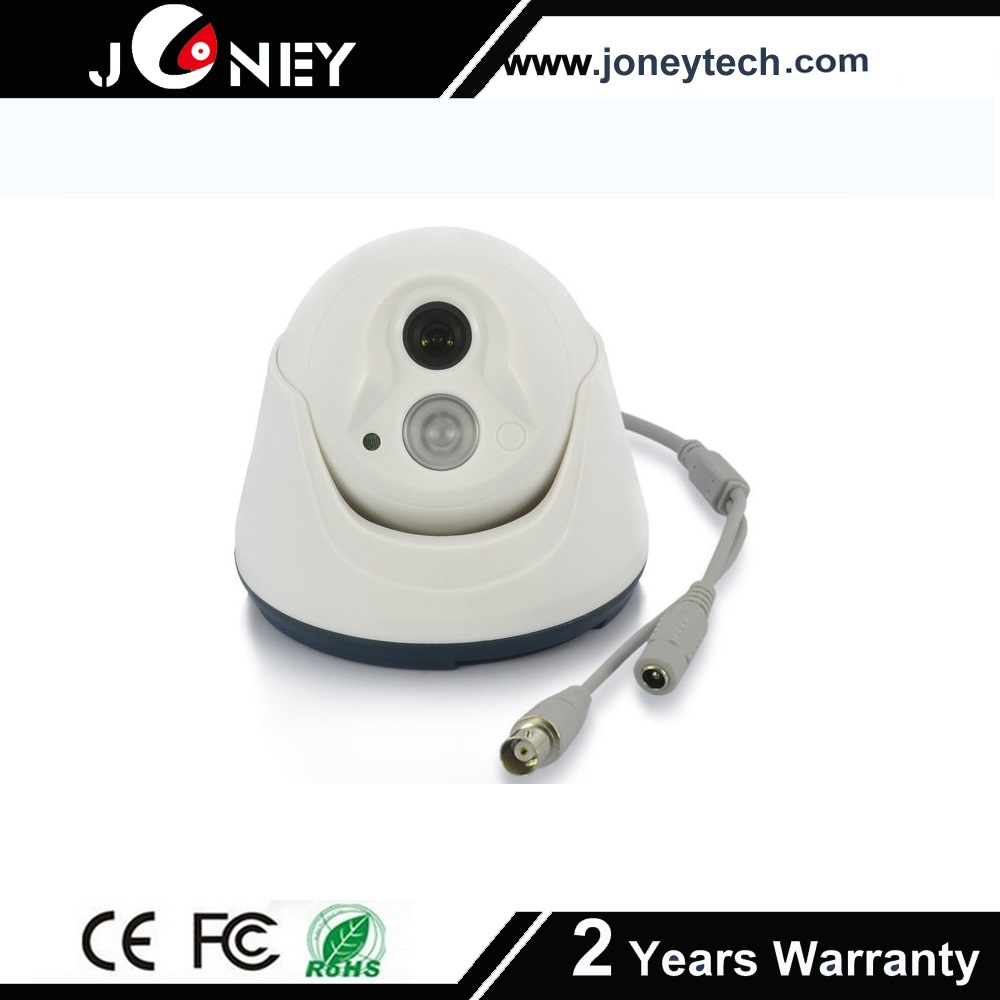 "Factory price AHD Camera 1080P with 1/3"" SONY 2.0 Megapixel CMOS Sensor/1080P dome camera (JYD-1100RAHD-1.3MP)"