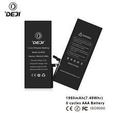 gb t18287-2000 3.8v li-ion battery for iphone 6, phone accessory for iphone 4s 5 5s 6 6s 7 plus