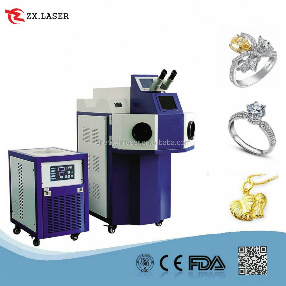 Dongguan High Precision hot sale 200W equipment for goldsmiths spot Laser Welding jewelry laser soldering machine