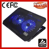 iDock B07 adjustable laptop cooling fans cooler pad for laptop notebook