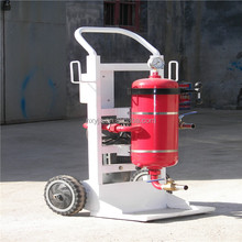 LYC-A Series Portable Oil Filtering Trolley for Hydraulic and Lubrication Oil Systems LYC-A32