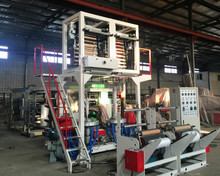 Double Head PE Film Blowing Machine/Extruder