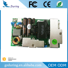 12V 5A ultra thin type 60w led tv power supply for LED TV screen