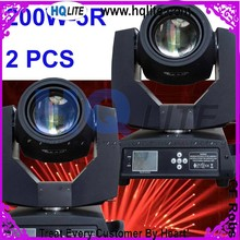 Pro stage light DMX sharpy 5r 200w beam 200 moving head