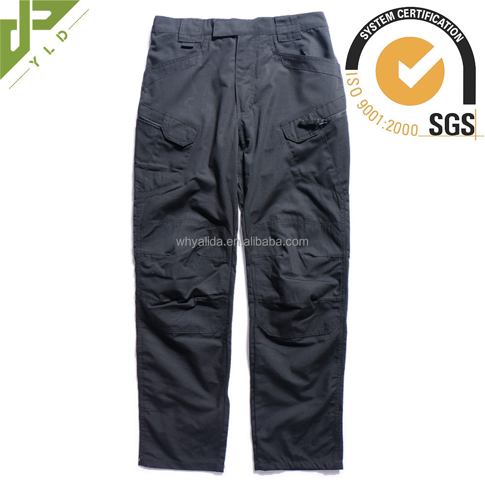 industry army breathable black camo cargo pants