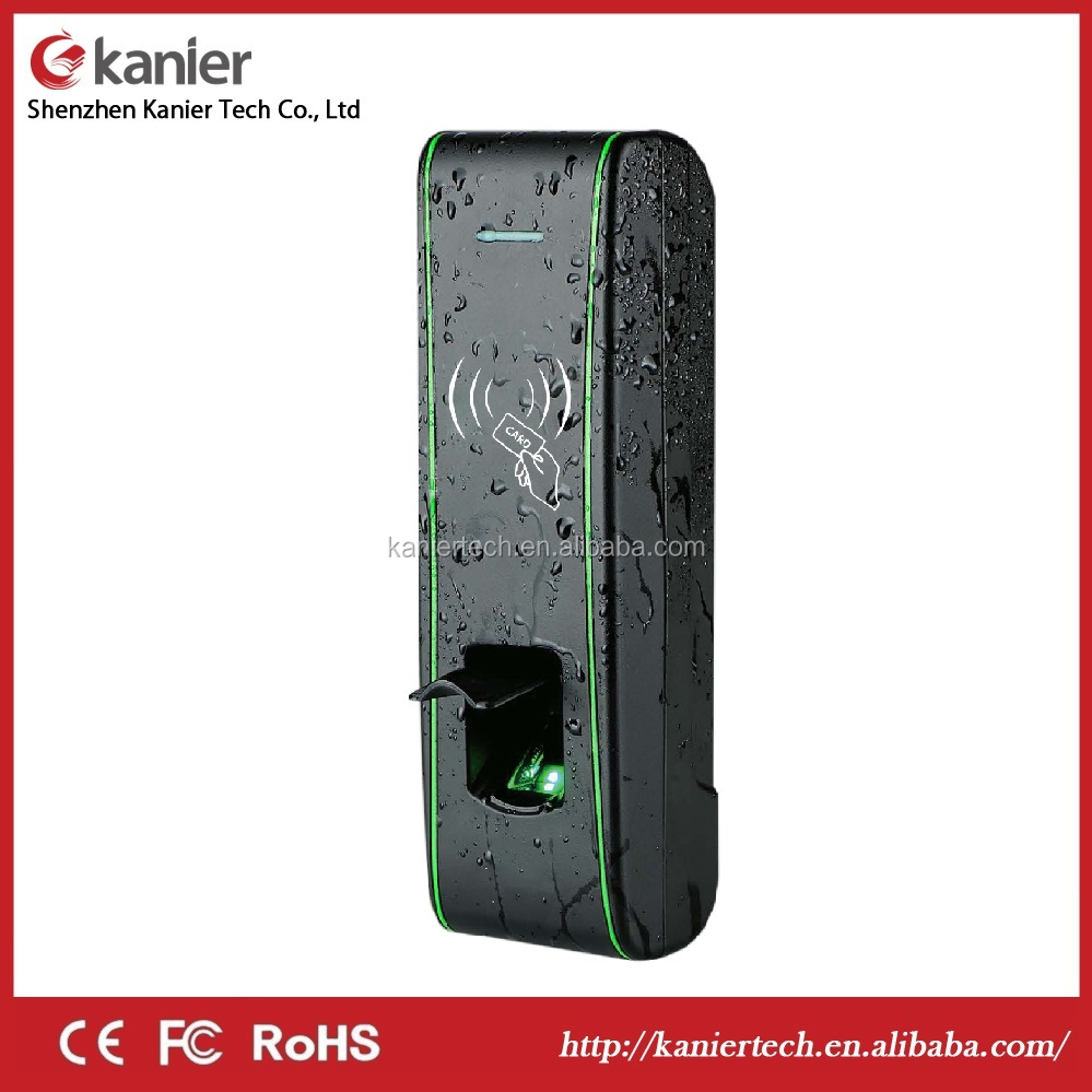 2016 f8 fingerprint access control , RFID standalone single door access control reeder KA96 biometric time attendance system