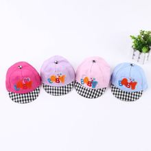 Top sale OEM quality baby summer hats cute outdoor casquette