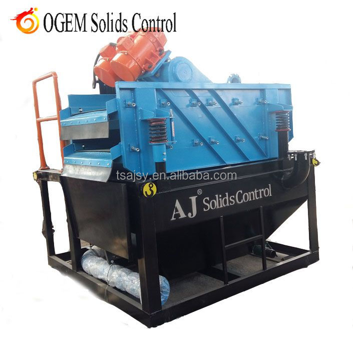 No dig Piling drilling mud recycling system