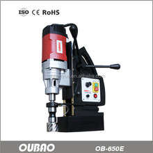 OB-650E stepless speed portable drill press with Magnesium alloy stand