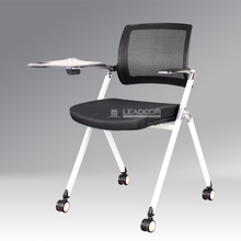 Leadcom lecture training chair with table for sale LS-5068 Classic