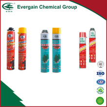 chemical expanding waterproof flexible polyurethane spray foam
