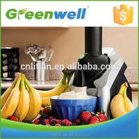 Direct manufacture New develop portable ice cream maker fruit yogurt maker healthy dessert maker