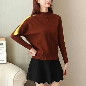 women's elegant pullover sweater women knitwear fine gauge